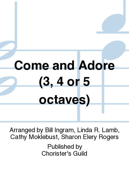 Cover of Come and Adore