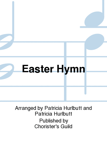 Cover of Easter Hymn