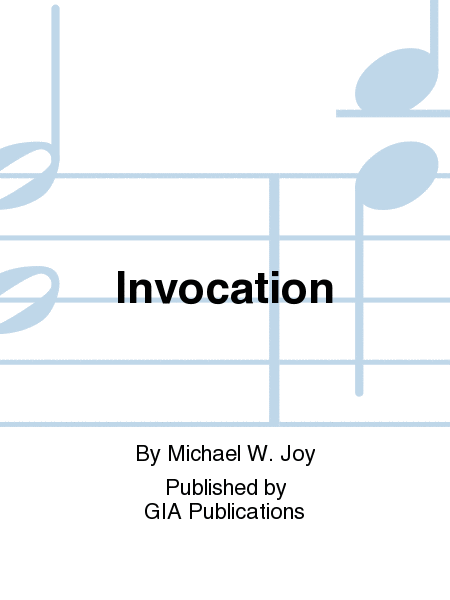 Cover of Invocation