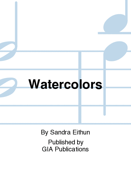 Cover of Watercolors