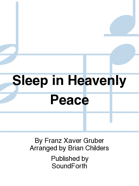 Cover of Sleep in Heavenly Peace