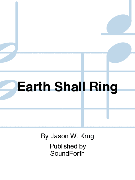 Cover of Earth Shall Ring