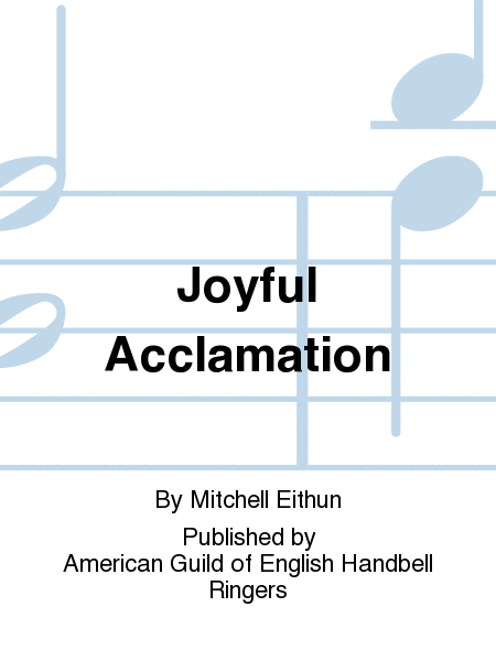 Cover of Joyful Acclamation