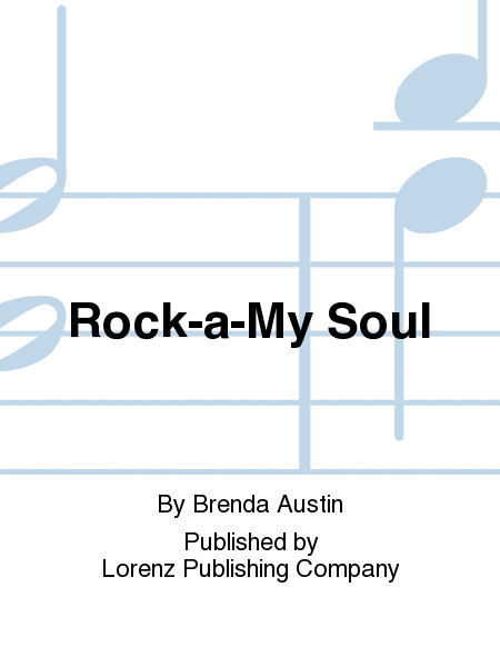 Cover of Rock-a-My Soul