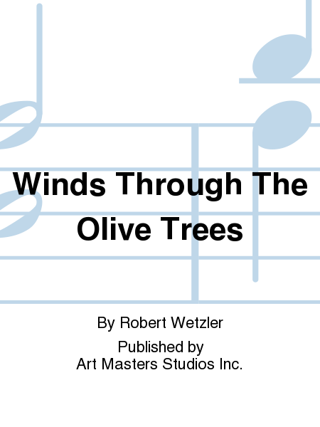 Cover of Winds Through The Olive Trees