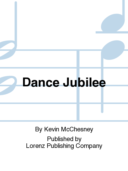 Cover of Dance Jubilee