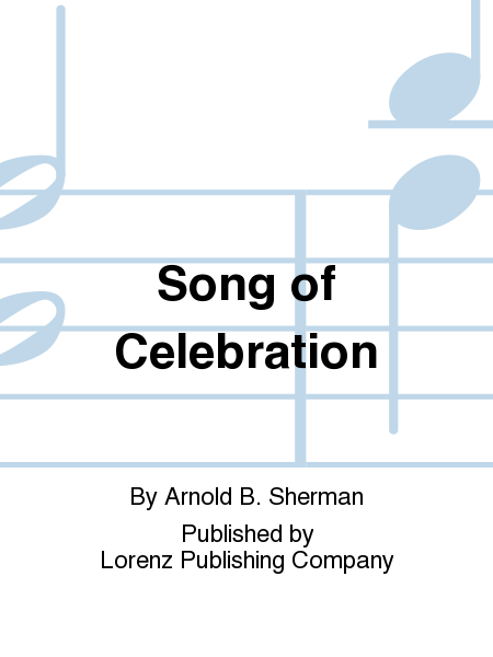 Cover of Song of Celebration
