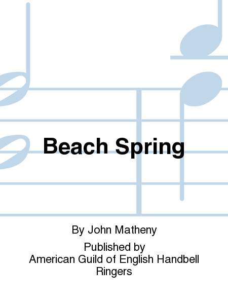 Cover of Beach Spring