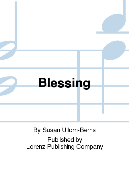 Cover of Blessing