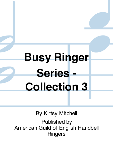 Cover of Busy Ringer Series - Collection 3