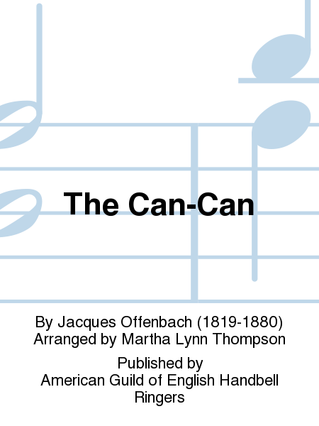 Cover of The Can-Can