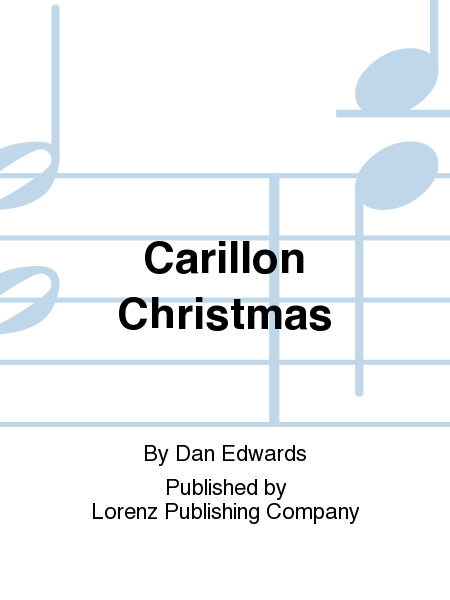 Cover of Carillon Christmas