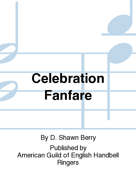 Cover of Celebration Fanfare