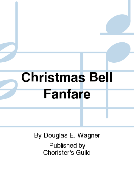 Cover of Christmas Bell Fanfare