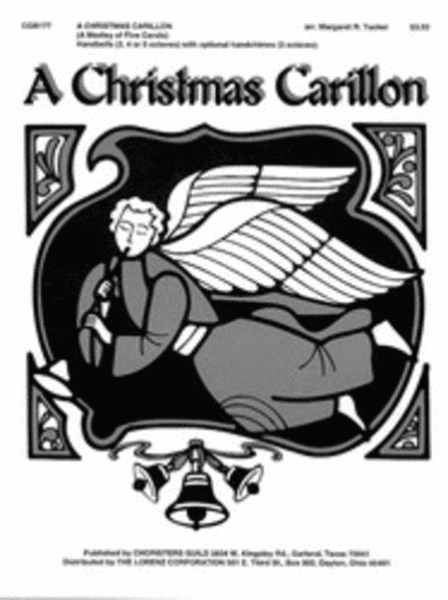 Cover of A Christmas Carillon