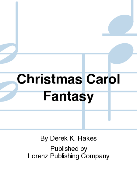 Cover of Christmas Carol Fantasy