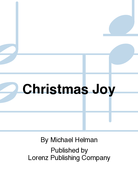 Cover of Christmas Joy
