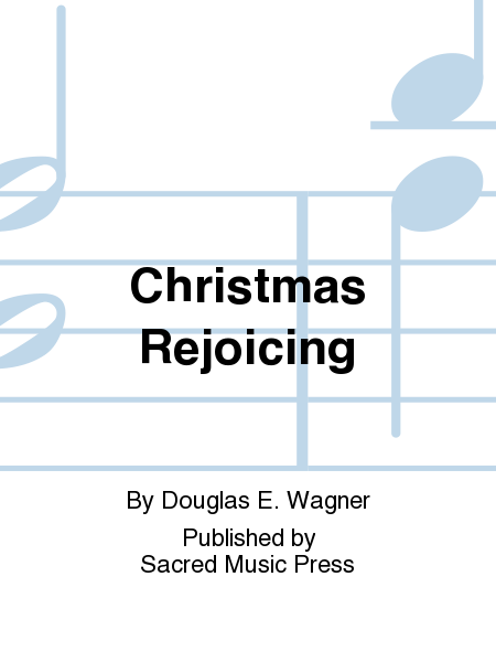 Cover of Christmas Rejoicing