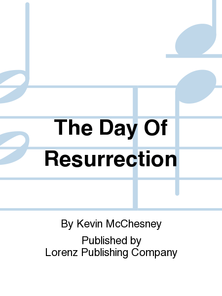 Cover of The Day Of Resurrection
