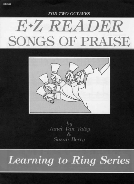 Cover of E-Z Reader Songs of Praise