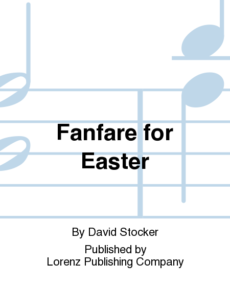 Cover of Fanfare for Easter