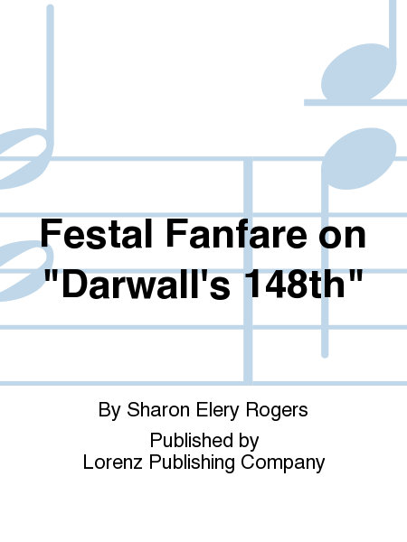 "Cover of Festal Fanfare on ""Darwall's 148th"""