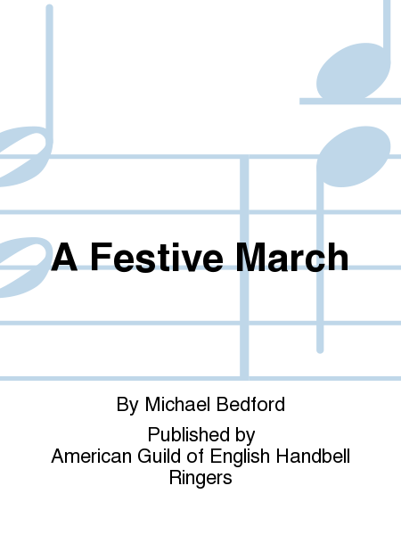 Cover of A Festive March