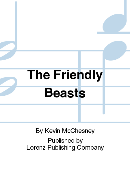 Cover of The Friendly Beasts