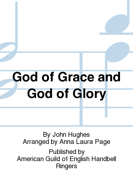 Cover of God of Grace and God of Glory