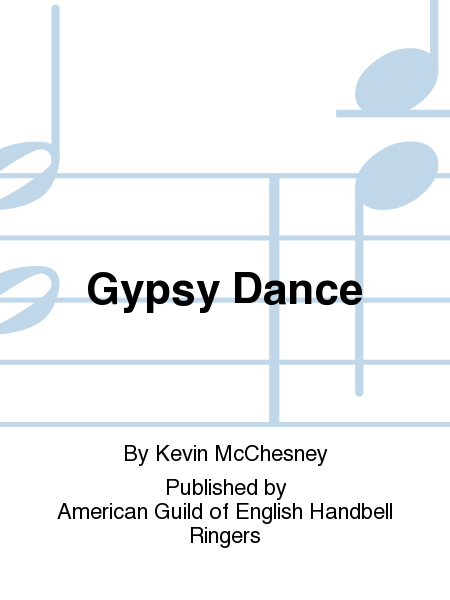 Cover of Gypsy Dance
