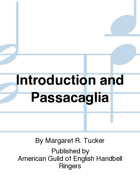 Cover of Introduction and Passacaglia