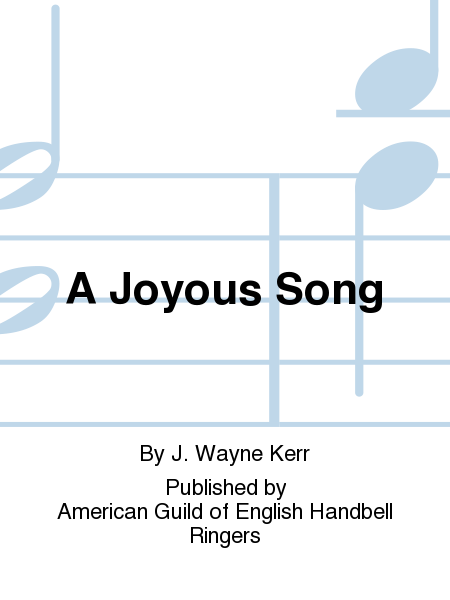 Cover of A Joyous Song