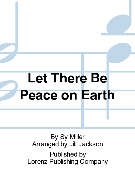 Cover of Let There Be Peace on Earth