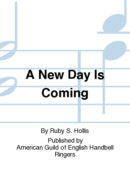 Cover of A New Day Is Coming