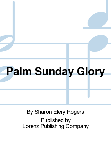 Cover of Palm Sunday Glory