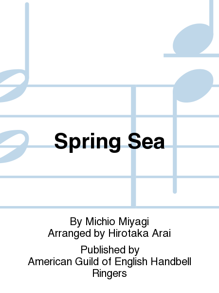 Cover of Spring Sea