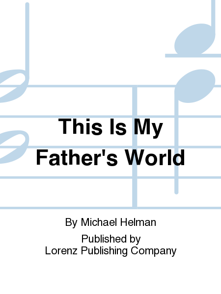 Cover of This Is My Father's World
