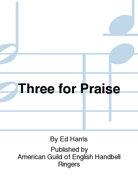 Cover of Three for Praise