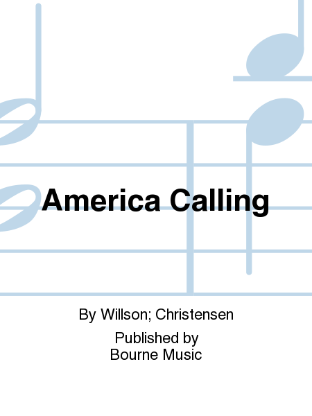 Cover of America Calling