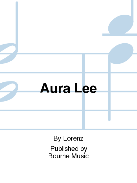 Cover of Aura Lee