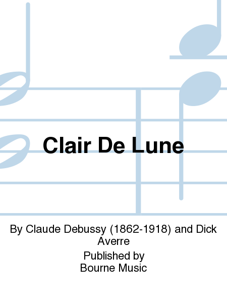 Cover of Clair De Lune