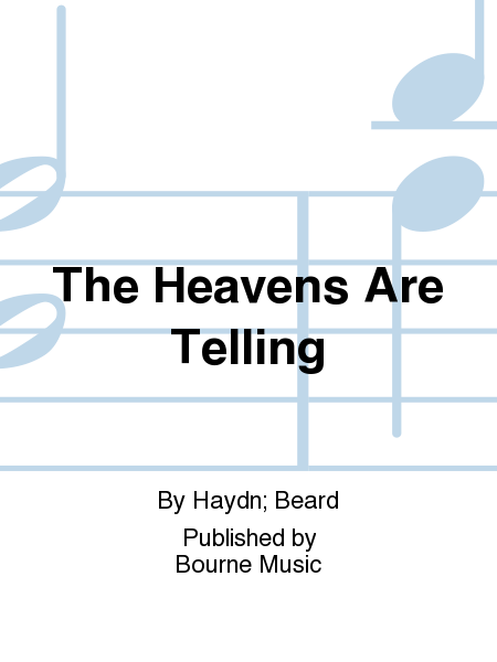 Cover of The Heavens Are Telling