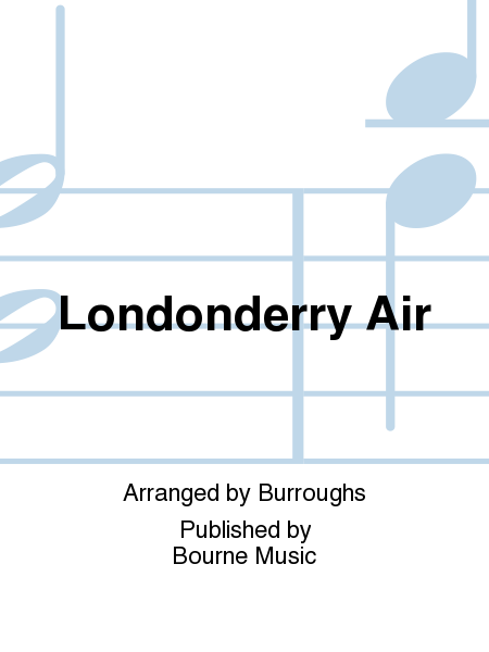 Cover of Londonderry Air