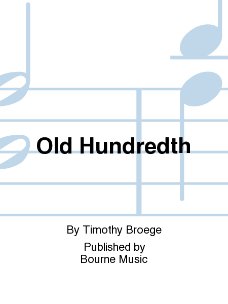 Cover of Old Hundredth