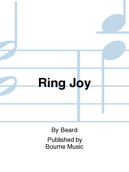 Cover of Ring Joy