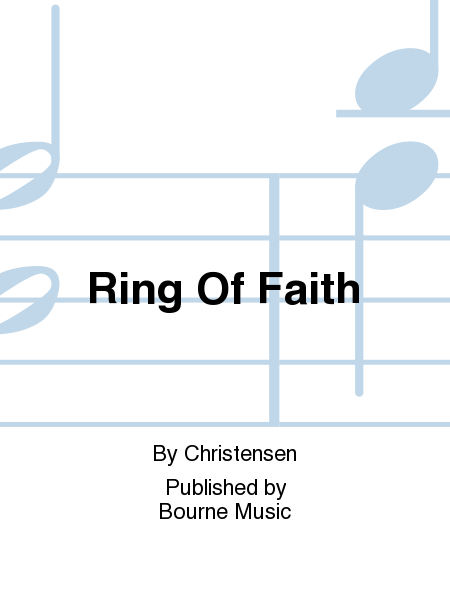 Cover of Ring Of Faith