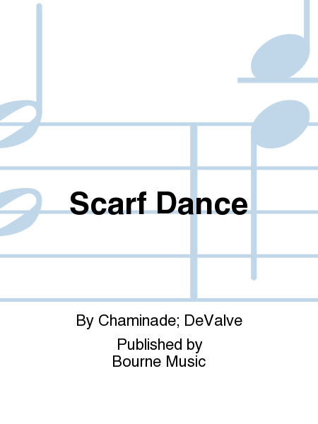 Cover of Scarf Dance