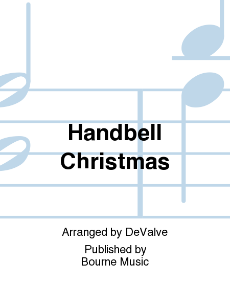 Cover of Handbell Christmas
