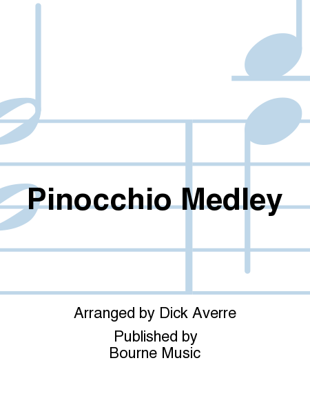 Cover of Pinocchio Medley