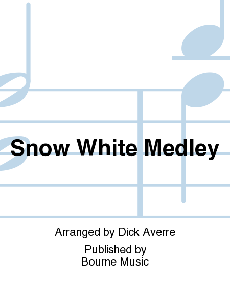 Cover of Snow White Medley